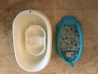 Baby's bath set