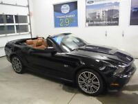 2010 Ford Mustang GT CONVERTIBLE MANUELLE INT-GRABER