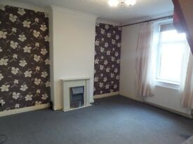 Two bed terraced house to let, Hurstead, Rochdale