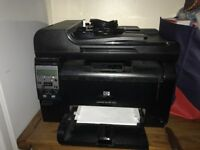 HP Laserprinter and scanner for Sale! Plus a PS 2 with controllers and games!