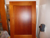 Shaker replacement kithen unit doors/drawer fronts wi end units/architrave