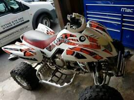 Quadzilla 450 sport 09
