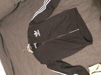 Adidas bomber style jacket