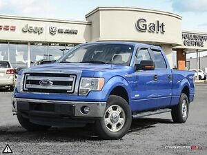 2013 Ford F-150 XLT CREW CAB | ONLY $204 BI-WEEKLY*