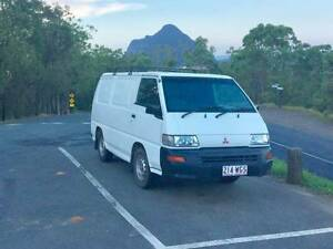 2007 Mitsubishi Express Campervan - Ready for adventure Toowong Brisbane North West Preview