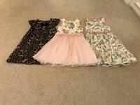 Girls designer party dresses