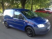 VOLKSWAGEN CADDY 2010 1.9 TDI TURBO DIESEL NO VAT 1YR MOT 3950ono
