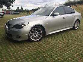 BMW 525 D M SPORT FSH QUICK SALE £3999 146000 miles £4750 ono 3 owners only