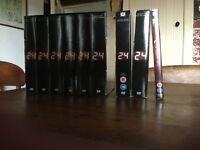 DVD 24 Series 1-8 plus Redemption