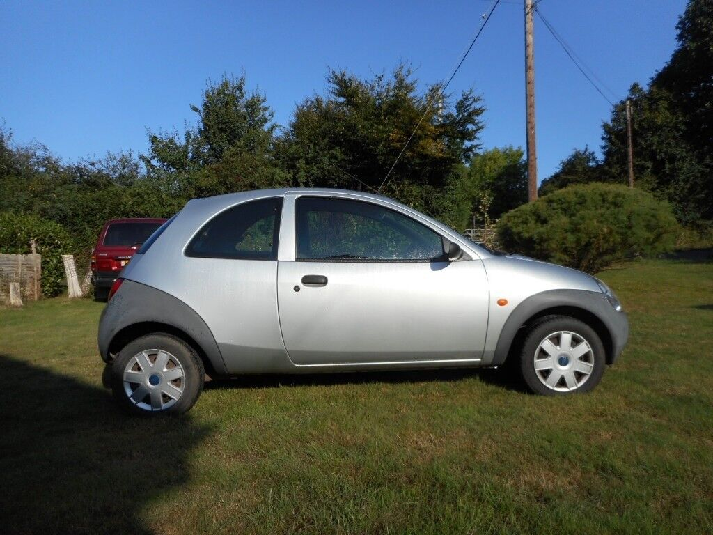 Ford Ka One Years Mot New Battery Good Tyres Service History Drives Well Good Condition For