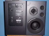Alesis Monitor Speakers (Pair): M1 Active Reference Price reduced for quick sale.