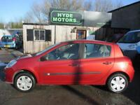 RENAULT CLIO 1.5 dCi 86 Expression 5dr (red) 2006