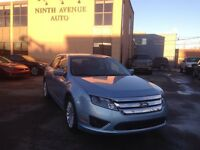 2011 Ford Fusion Hybrid, heated leather, sunroof, Super Clean