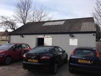 Rare opportunity Large secure lockup available to rent