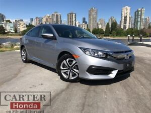 2017 Honda Civic LX + Summer Clearance! On Now!