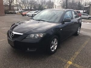 2008 Mazda MAZDA3 ONE OWNER - NO ACCIDENT - SAFETY & E-TESTED