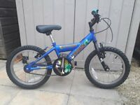 Child Bike - Triumph Scallywag Pirate Bike