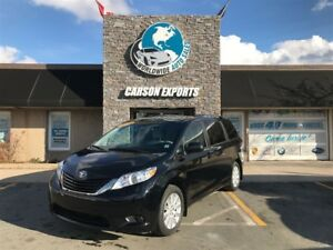 2014 Toyota Sienna WOW AWD W/ONLY 35K! FINANCING AVAILABLE!