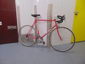 Mid 80's Holdsworth Criterium Racing Bike, Large 60cm, Reynolds 531, Shimano Exage