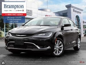 2015 Chrysler 200 C | TRADE-IN | 8.4 IN TOUCHSCREEN | NAV | BACK