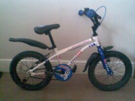 King stunt boys bike
