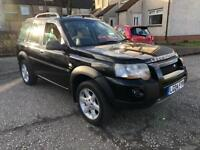 Facelift model Land Rover freelander 2ltr td4 HSE top spec full leather Diesel bmw engine