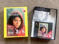 Computer software. National Geographic magazine 5 CD set. Computer software 5 CD set. £11.00 ono