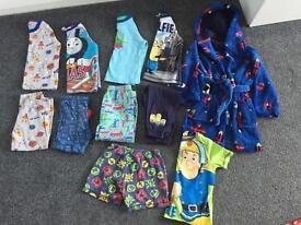 Boys 3-4 Year PJ bundle