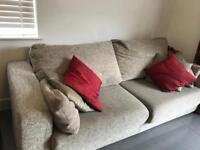 4 seater sofa washable