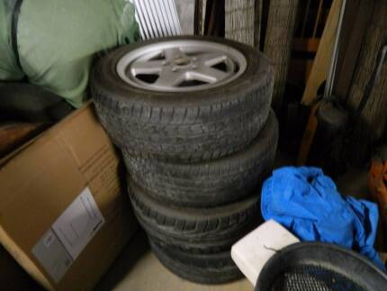 kombi alloy wheels free Nambour Maroochydore Area Preview