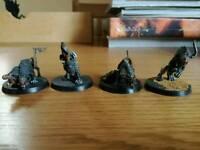 Games Workshop metal Chaos Warhounds