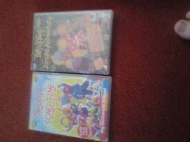 CBeebies - Tweenies DVD's for sale.