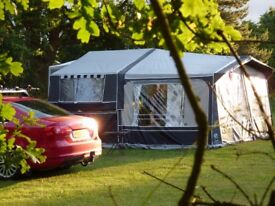 Pennine Fiesta 2+2 Folding Camper... as new