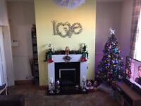 Lovely 2 bedroom Terrace house to let in Blackpool, close to the town centre.