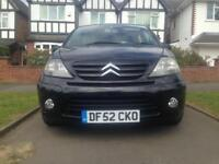 Citroen C3 1.4HDI LX DIESEL £20 Yearly Tax