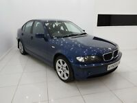 BMW 3 SERIES 2.0 318d SE 4dr DIESEL - 12 MONTH MOT - SERVICE HISTORY - £0 DEPOSIT FINANCE