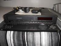 Panasonic NV-HS800 Svhs Video recorder