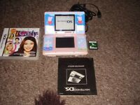 NINTENDO DS WITH NINTENDOGS