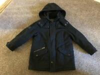 Boys warm coat from NEXT
