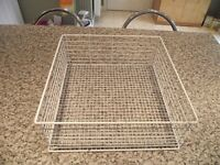 500mm x 500mm GLASS WASHER BASKET