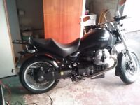 Moto Guzzi Bellagio 940 in superb condition any inspection welcome.