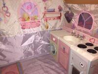 Rose Petal Cottage Playhouse