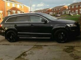 Audi q7 22 inch wheels and tyres