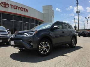 2016 Toyota RAV4 HYBRID XLE. MOONROOF, ALLOYS, BLUETOOTH