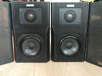 JBL XPL90 Hi end speakers vintage Matched pair xpl 90 (pair) hi-end