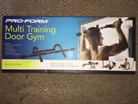 Pro-Form Multi Training Door Gym