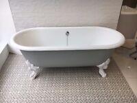 Kohler Freestanding Cast Iron Bath -50% off RRP