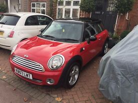 Mini Cooper Quick Sale