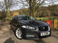 Jaguar XF 2.2 TD Sport (s/s) 2013 Camera Navigation Finance Available 2013