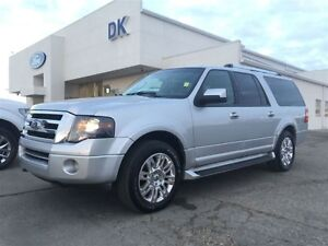 2013 Ford Expedition Max Limited 4x4  Sunroof Seats 8